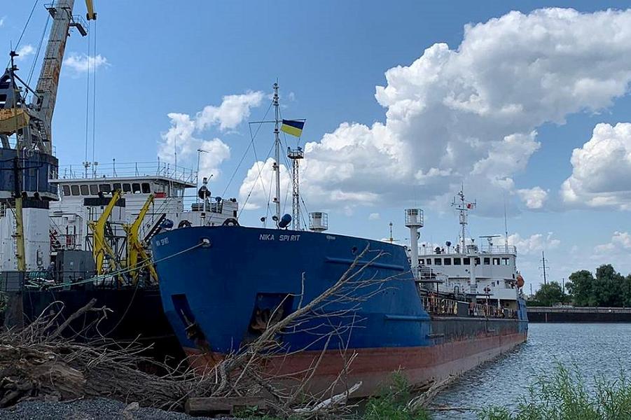 Арестованный танкер Nika Spirit, 25.07.19.png