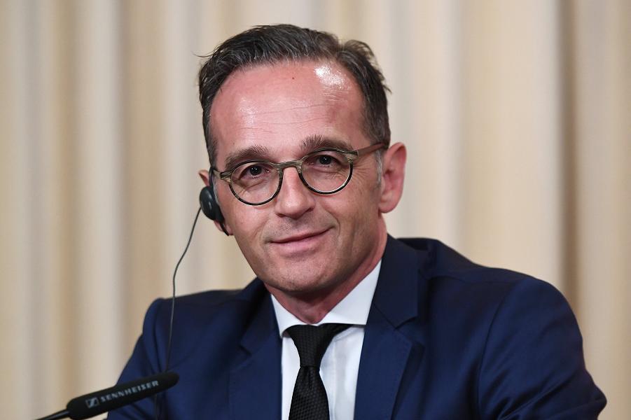 Хайко Маас, министр иностранных дел Германии.png
