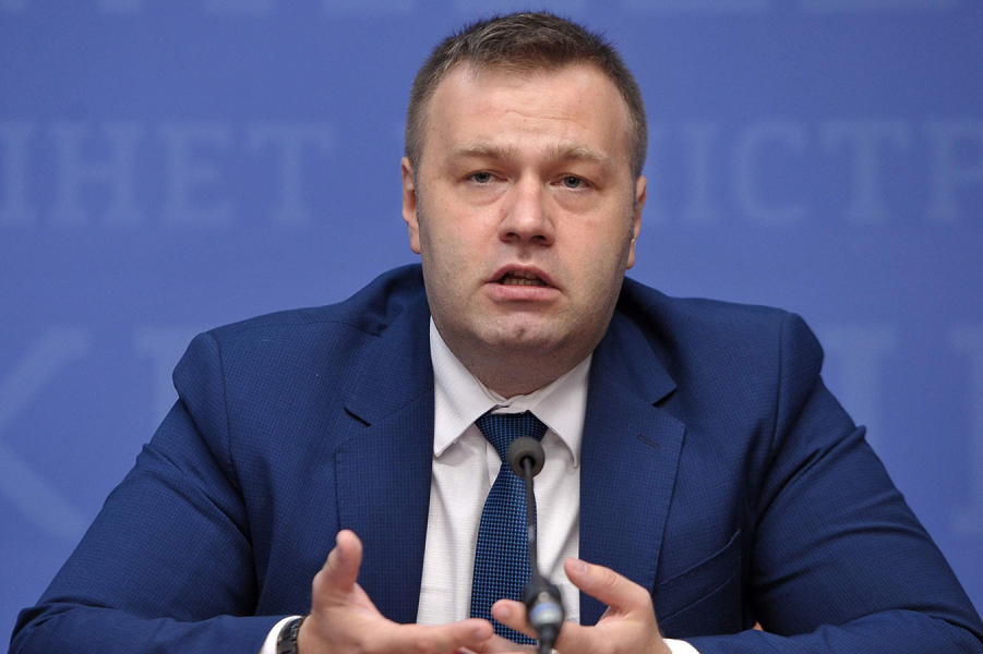 Алексей Оржель, министр энергетики и окружающей среды Украины.png