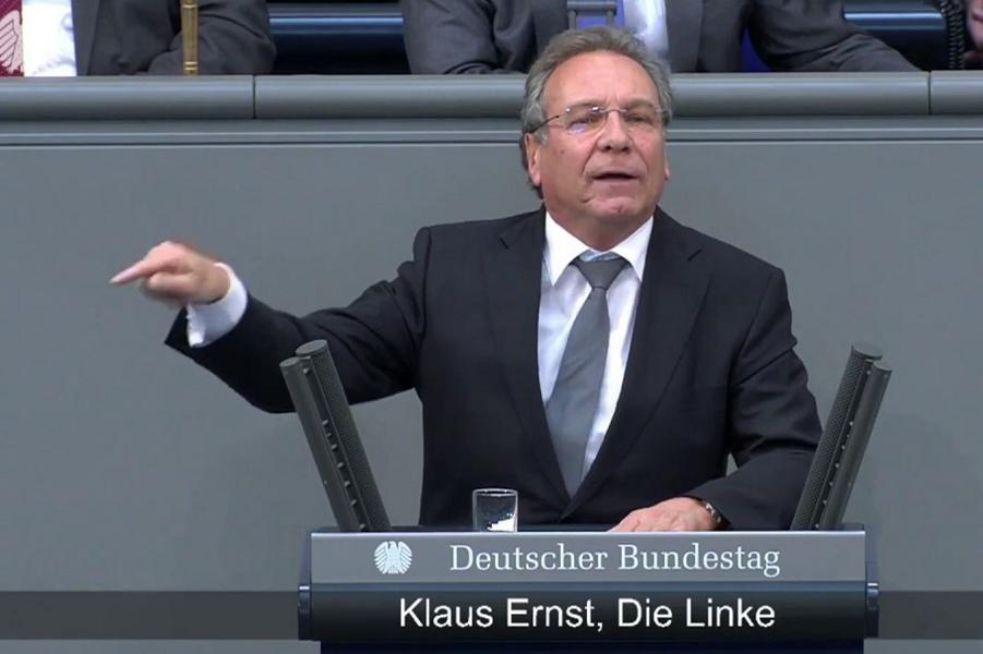 Клаус Эрнест, глава комитета Бундестага ФРГ по экономике и энергетике.png