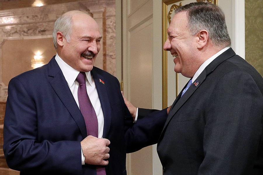 Госсекретарь Помпео в гостях у президента Лукашенко, 1.02.20.png