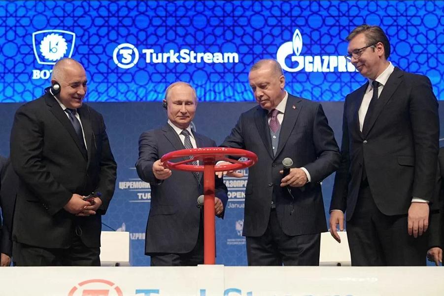 Запуск Турецкого потока, лидеры Болгарии, России, Турции, Сербии.png