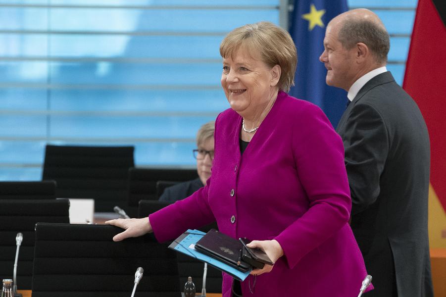 Федеральный канцлер Германии Ангела Меркель.png
