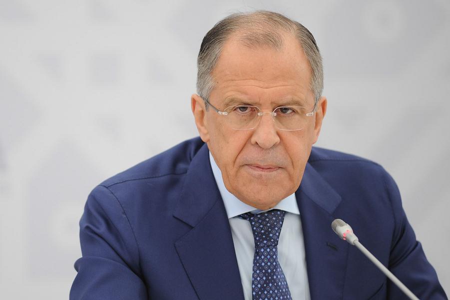 Сергей Лавров, министр иностранных дел России.png
