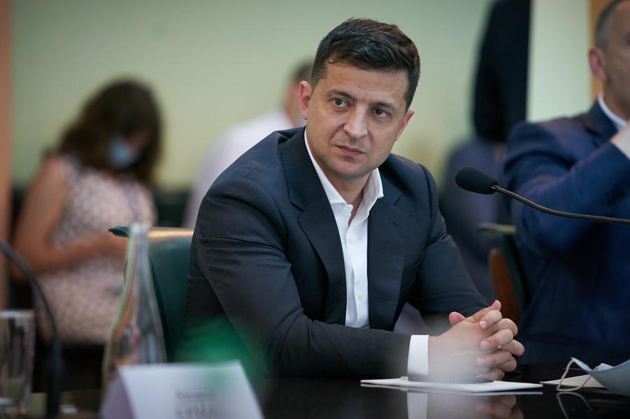 Зеленский, президент Украины.png