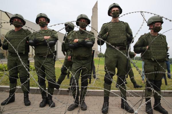 В Беларуси не тупик, не патовая ситуация... Это поражение оппозиции