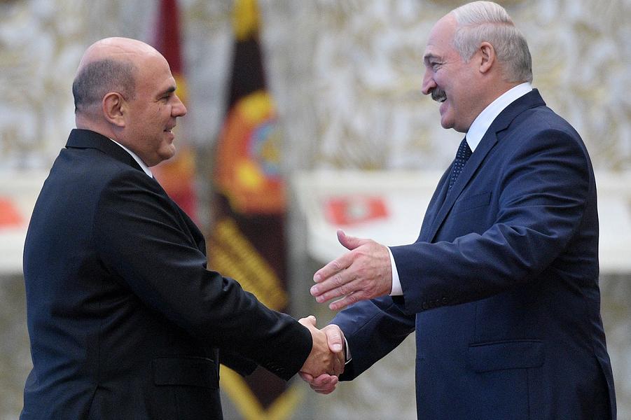 Лукашенко встречает премьера России Мишустина, 3.09.20.png