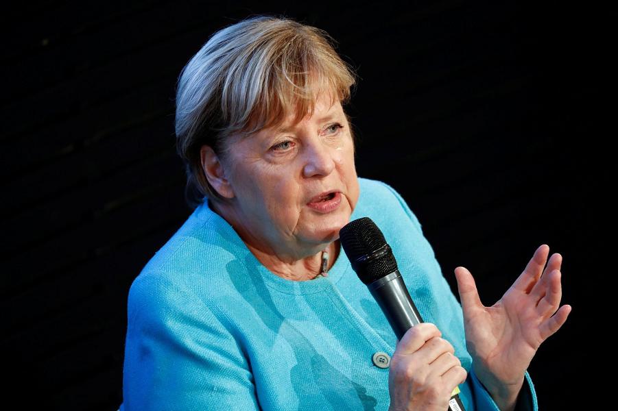 Ангела Меркель, канцлер ФРГ.png