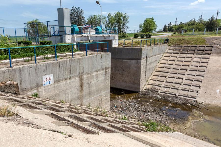Северо-Крымский канал, блокада.png