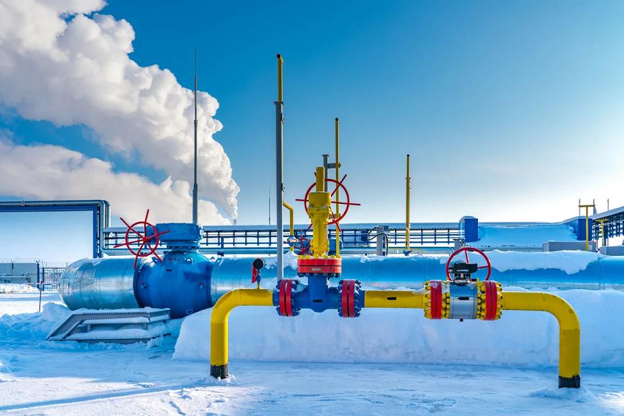 Газораспределительная станция Газпрома.png