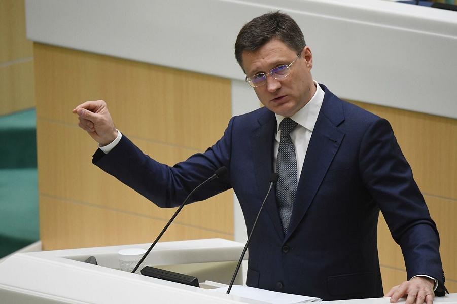 Министр энергетики РФ Александр Новак в Совете Федерации.png