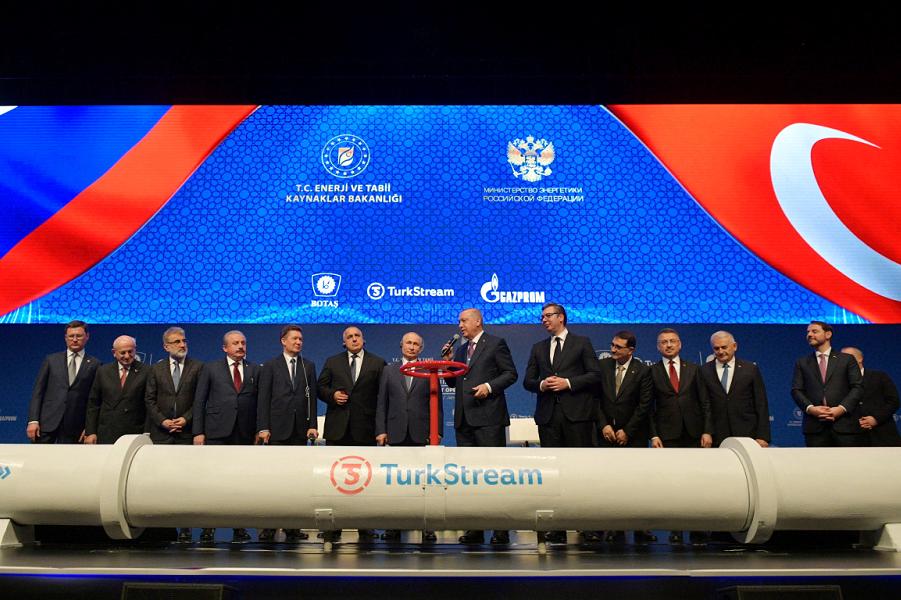 Запуск Турецкого потока президентами России, Турции, Сербии и премьером Болгарии, январь 2020.png