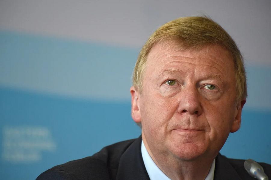 Анатолий Чубайс, глава Роснано.png