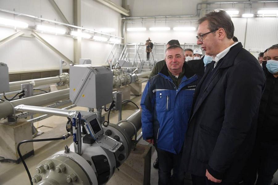 Президент Вучич запустил Балканский поток в Сербии.png