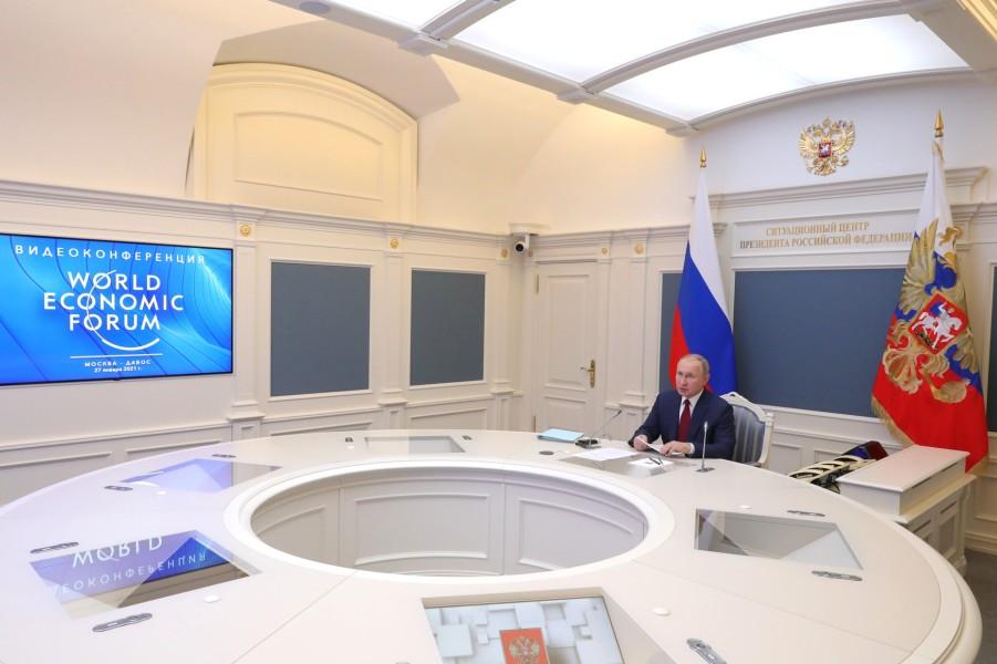 Сессия онлайн-форума Давосская повестка дня 2021, выступление президента Путина, 27.01.21.jpeg