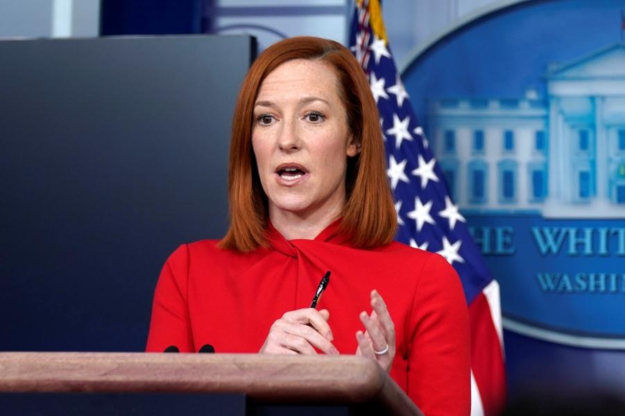 Джен Псаки, пресс-секретарь Белого дома США.jpg