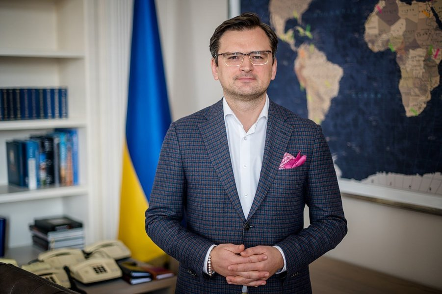 Дмитрий Кулеба, министр иностранных дел Украины.jpg