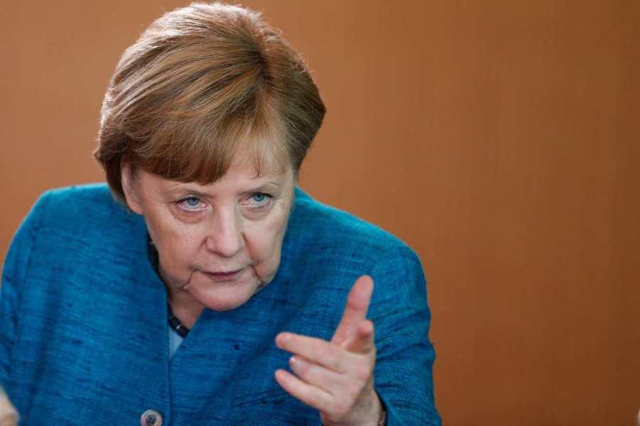 Ангела Меркель, федеральный канцлер Германии.jpg