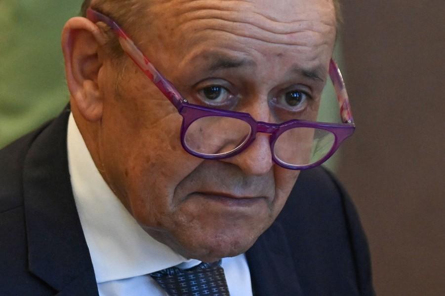 Жан-Ив Ле Дриан, министр иностранных дел Франции.jpg