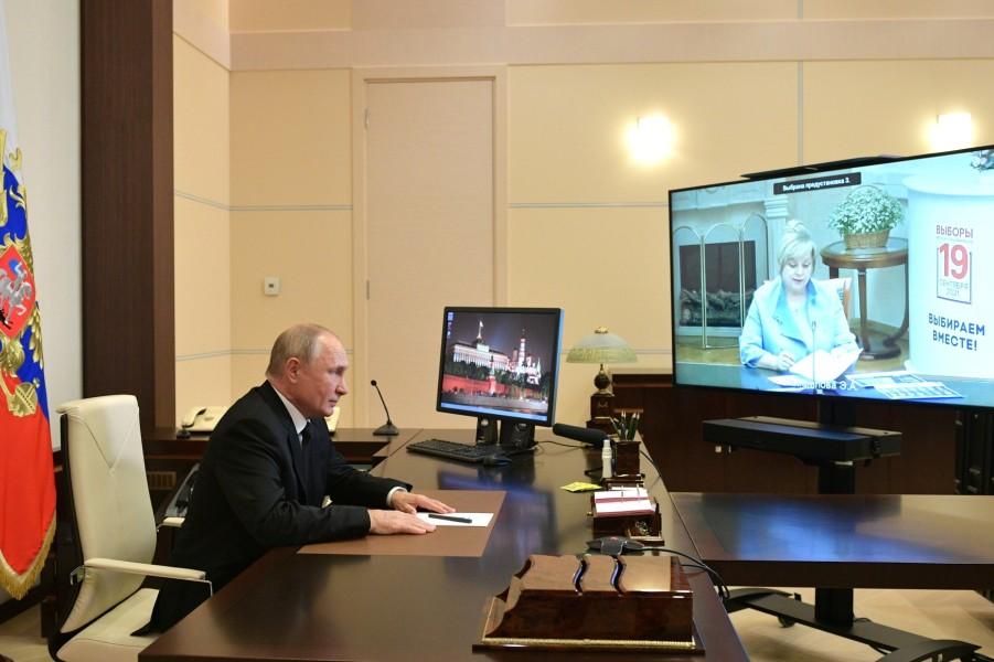 Видеоконференция Путина и Памфиловой по итогам выборов в ГД, 20.09.21.jpg