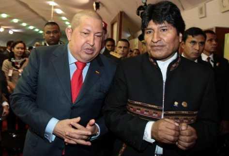 Venezuela-Chavez-Bolivia-Morales-Caracas_PREIMA20111203_0212_10