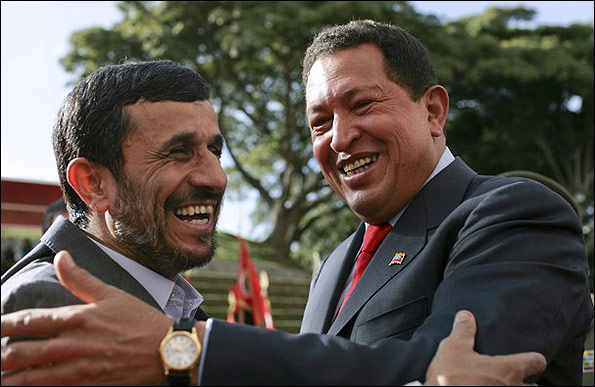 Ahmadinejad-Chavez-Venezuela1
