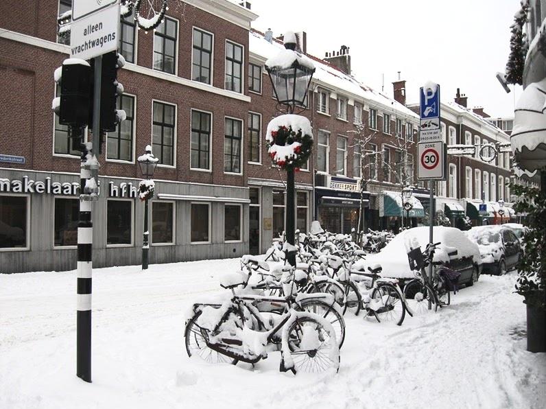 snow-bicycles