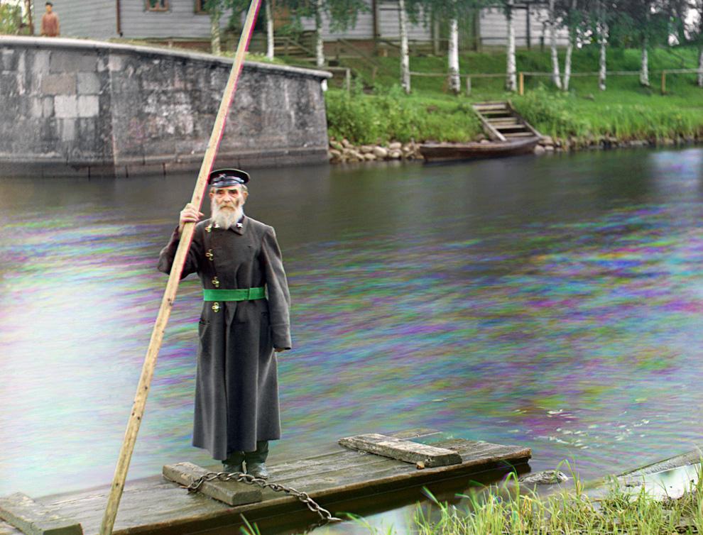 Контролер шлюзовых ворот Чернигова