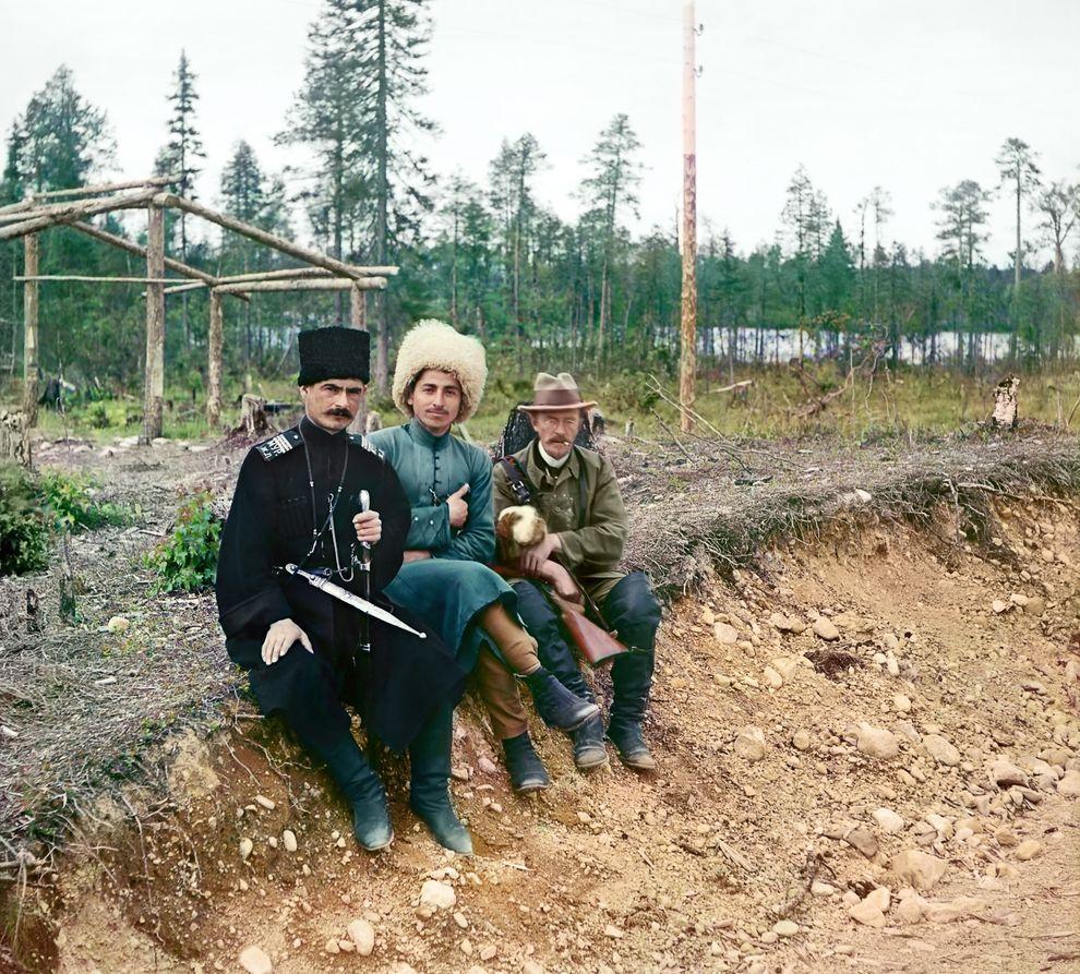 Экспедиция в Архангельскую губернию
