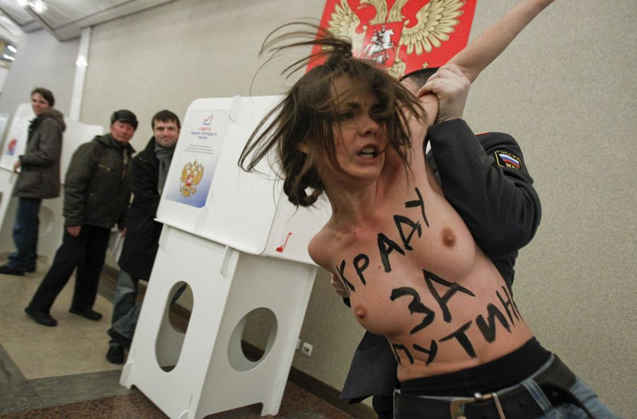4 марта 2012, Москва