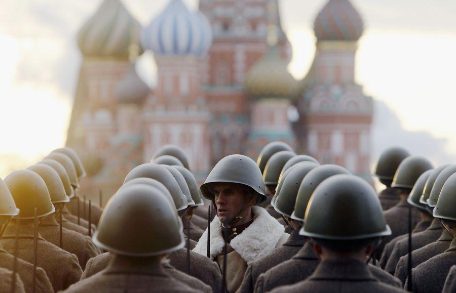 7 ноября 2011, Москва