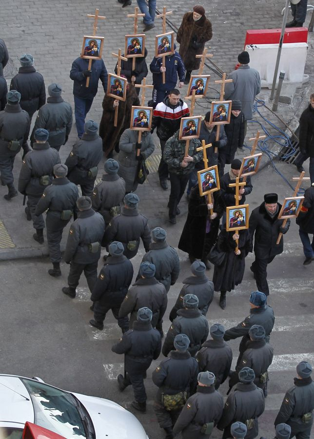 10 марта 2012, Москва