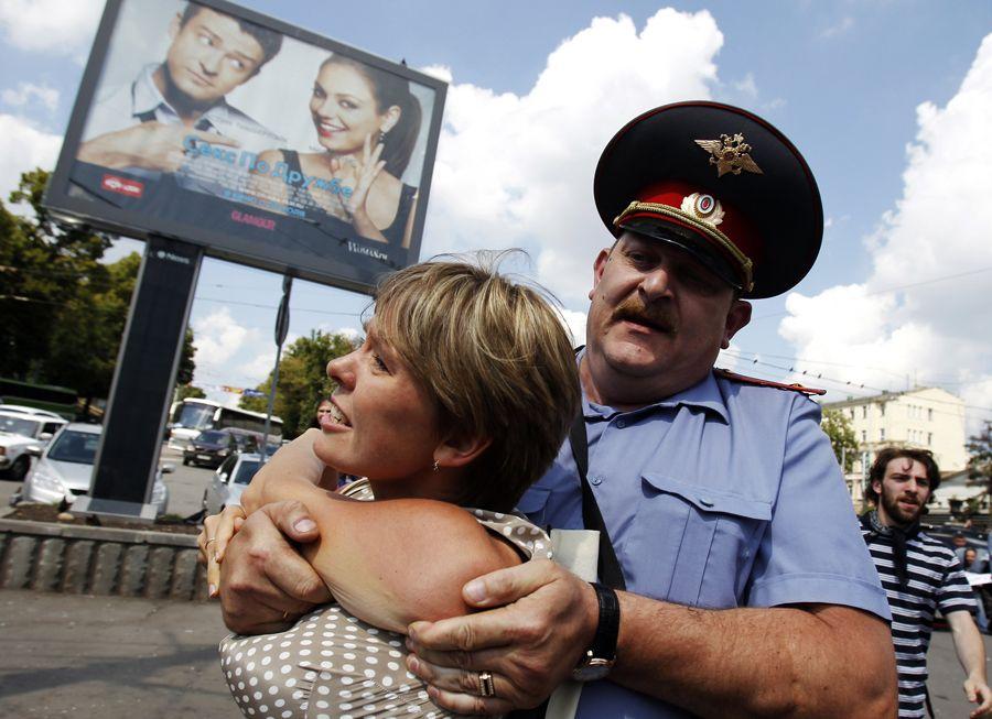 19 июля 2011, Москва