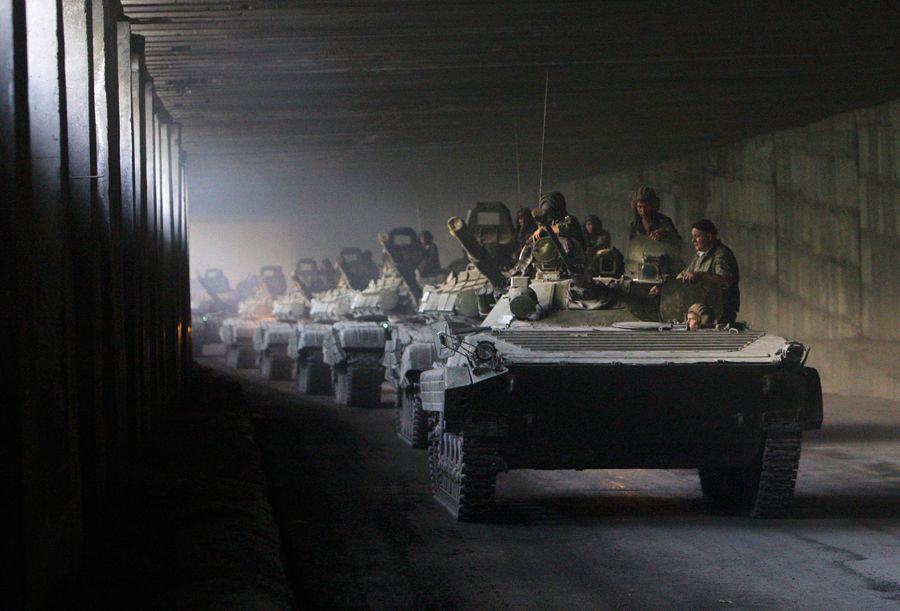23 августа 2008, Южная Осетия