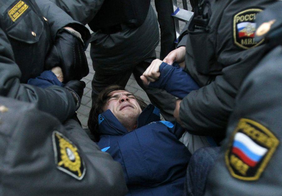 25 октября 2011, Москва