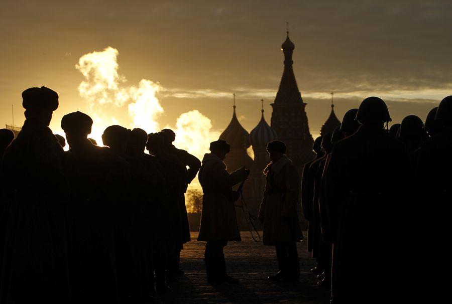 27 ноября 2011, Москва