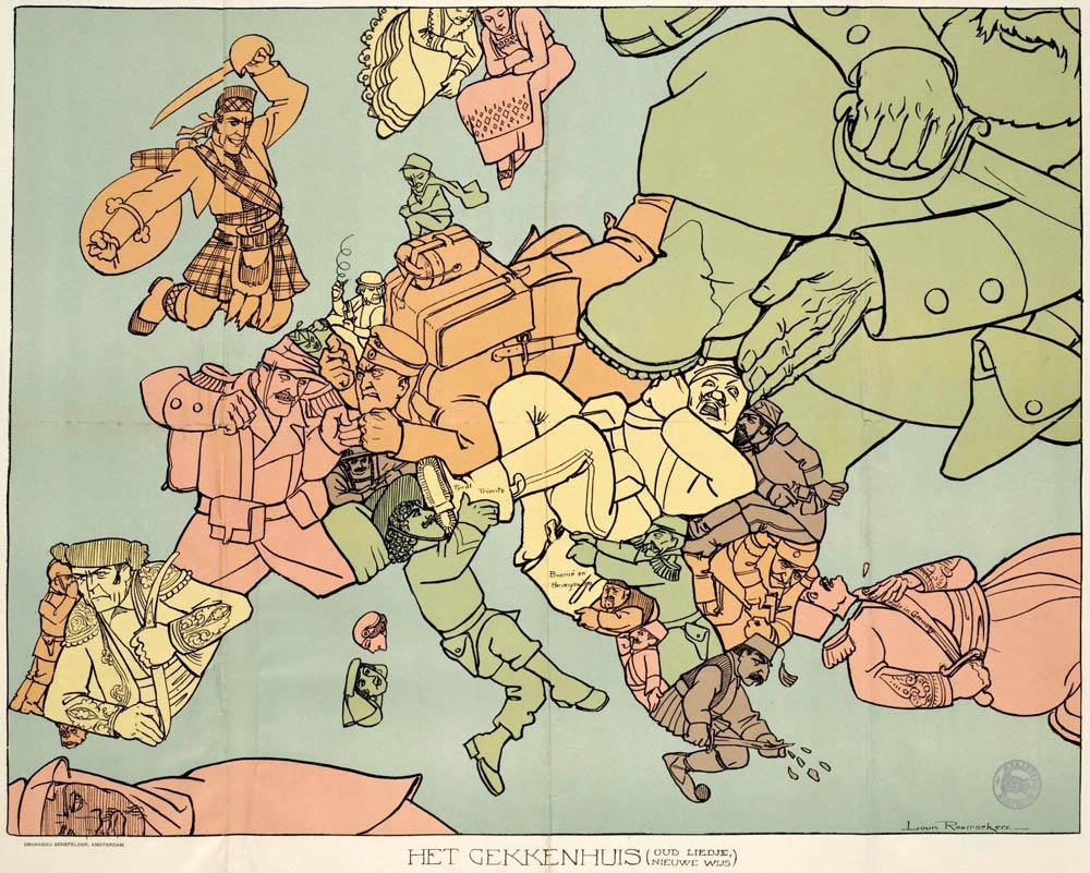 Смешные картинки карта мира