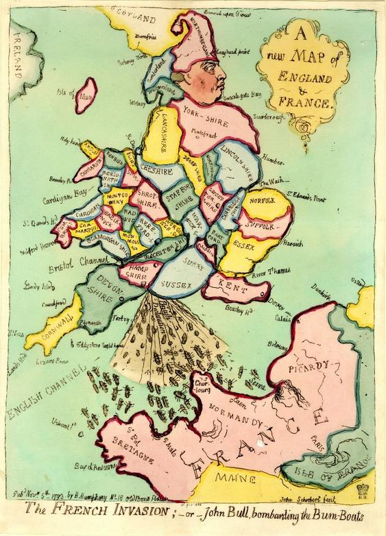 Англия и Франция