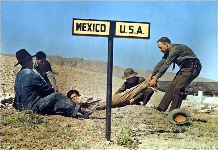 США Мексика раньше