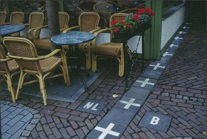 Нидерланды Бельгия