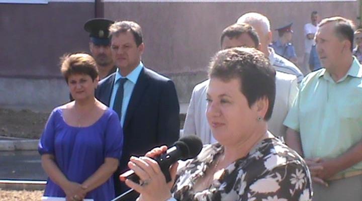 Визит Губернатора Светланы Орловой в Лакинск 2014-07-31 02