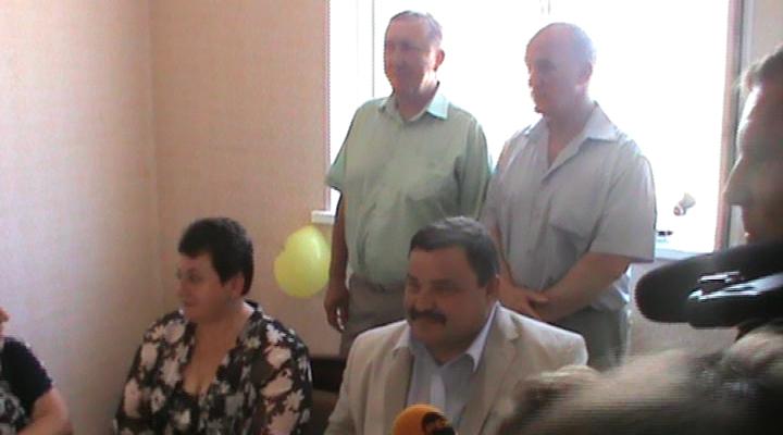 Визит Губернатора Светланы Орловой в Лакинск 2014-07-31 06