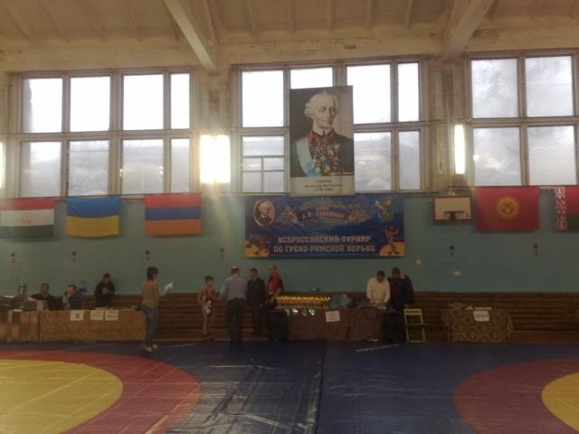 Борцовский турнир в Лакинске - 2014 04