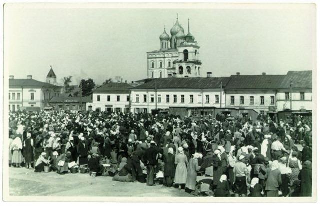 Псков-рынок