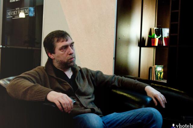 Никита Высоцкий — гость «Невского Форума», представляем фильм «Высоцкий. Спасибо что живой»