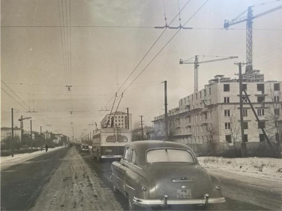 1958 Волхонка-ЗиС