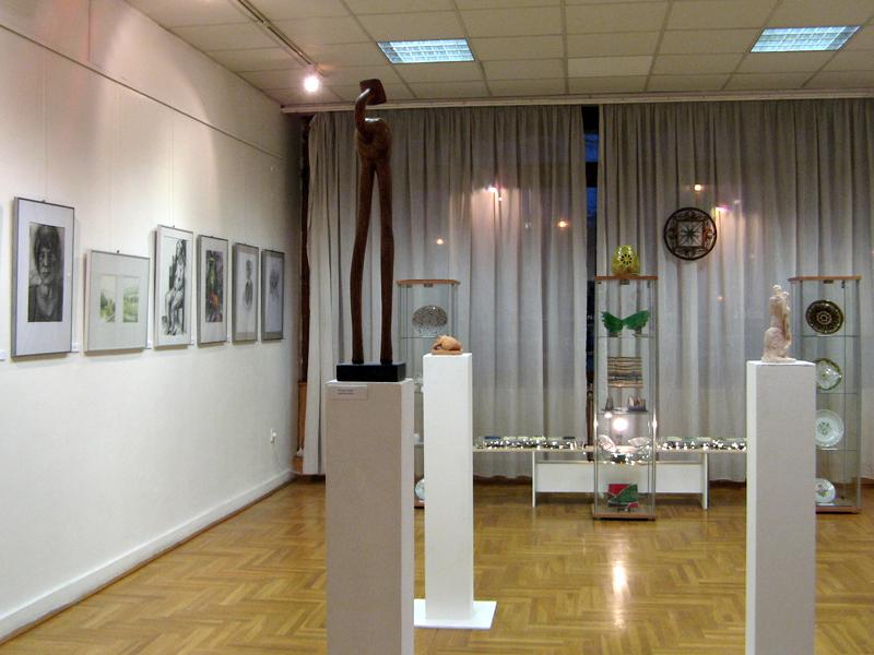 Mesterek és tanítványok kiállítás