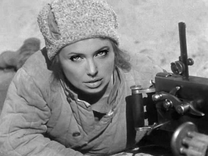 Западные актёры в советских  фильмах
