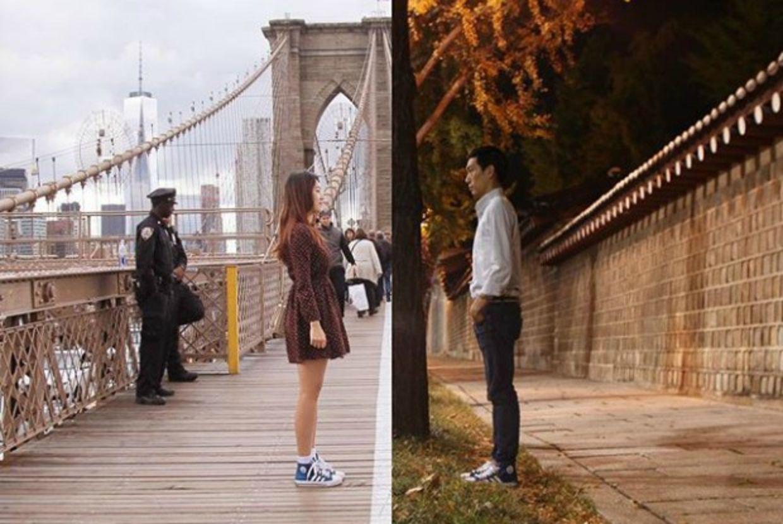 Картинки о любви в разных городах