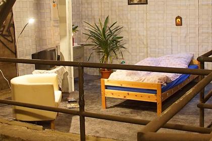 В берлинском метро нашли секретную квартиру